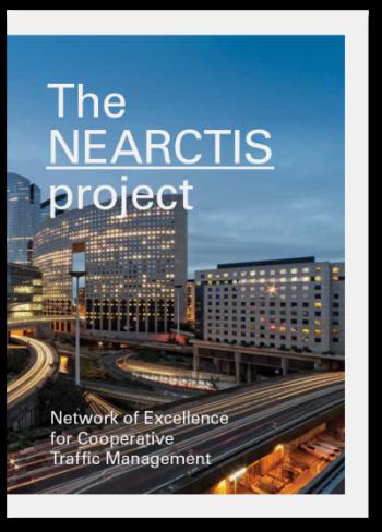 Cover van brochure The NEARCTIS project