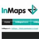 InMaps: slim communiceren over wegwerkzaamheden