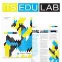 Onderscheidende huisstijl en website voor ITS Edulab