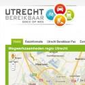 Goed voorbereid op weg dankzij UtrechtBereikbaar.nl